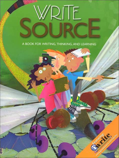 Write Source (2009) Student Book Grade 4 (035865) Details  Rainbow Resource Center, Inc