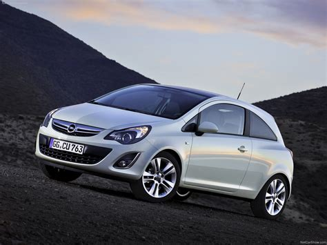 opel corsa 3 my opel corsa d facelift 3dtuning probably the best car configurator