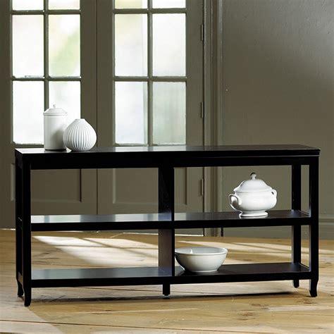 Morgan Double Wide Low Shelf  Ballard Designs