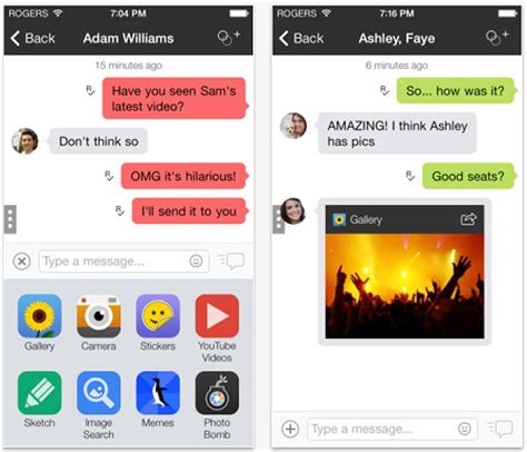 kik for android kik messenger for blackberry android free
