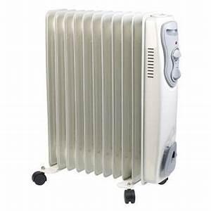 Radiateur A Bain D Huile : radiateur bain d 39 huile 2500w achat vente radiateur ~ Dailycaller-alerts.com Idées de Décoration
