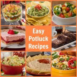 easy potluck recipes 58 potluck ideas mrfood