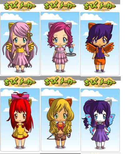 anime chibi maker chibi maker mlp www pixshark images galleries with