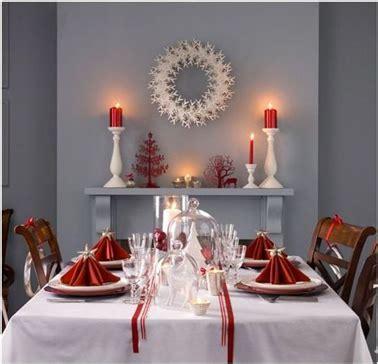 simulation cuisine ikea déco table noël et blanc dans salle à manger grise