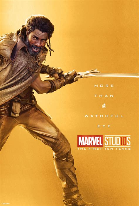 Marvel Studios Releases a Ton of Gold