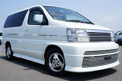 Nissan Elgrand Hd Picture by 1999 Nissan Elgrand E50 Pictures Information And