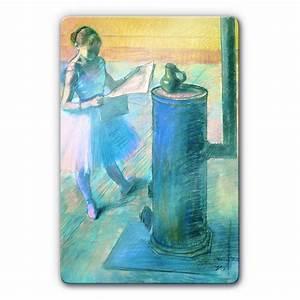 Tableau En Verre : tableau en verre degas wall ~ Melissatoandfro.com Idées de Décoration