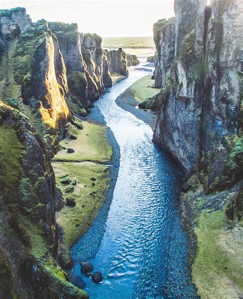 Iceland And Scotland From Above Stunning Drone