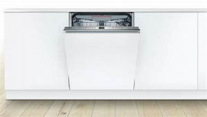 Lave Vaisselle Ultra Silencieux : lave vaisselle supersilence tout int grable serie 6 smv68mx07e bosch ~ Melissatoandfro.com Idées de Décoration