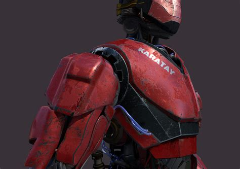 Robot | CGTrader