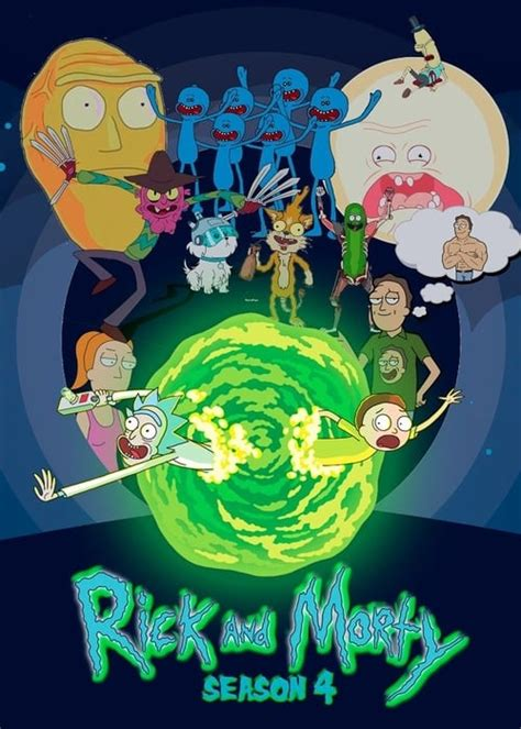 Watch Rick And Morty Season 4 Full Episodes Online Free