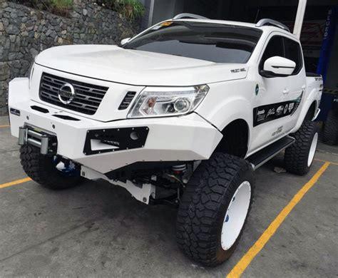 Navara Modification by This Modified Nissan Navara Will Make You Want A Truck