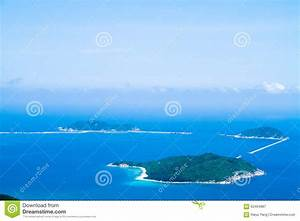 The South China Sea Islands Stock Photo - Image: 62464887