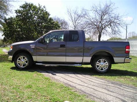Supercab Modification by Futurpilot 2007 Ford F150 Cabxlt Styleside 4d