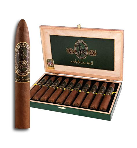 lfd bull andalusian cigars flor dominicana single cigar brand
