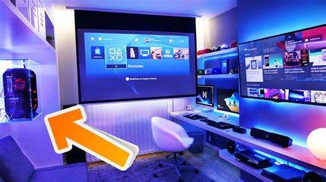 best gaming rooms ultimate gaming room setup www imgkid com the image