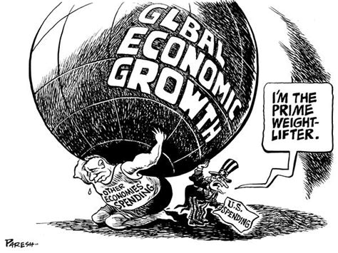 Where Is Global Economic Growth?
