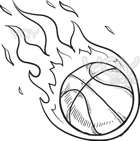 basketball coloring page pages education basketball