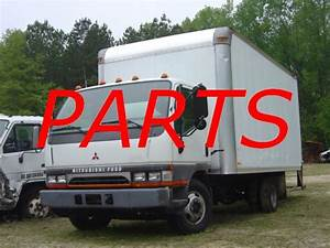 Mitsubishi Fuso Fe Truck 2002 Used
