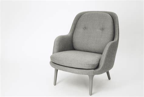 the fri chair by fritz hansen ignant