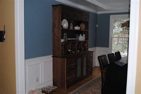 kitchen molding cabinets walnut hutch with wine racks by trev lumberjocks 2319