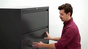 Fix A Lateral File Cabinet If The Drawers Won U0026 39 T Open