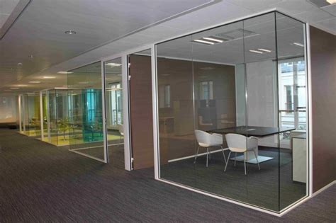 cloisons de bureaux cloisons de bureau bati prest 39 etudes et realisations