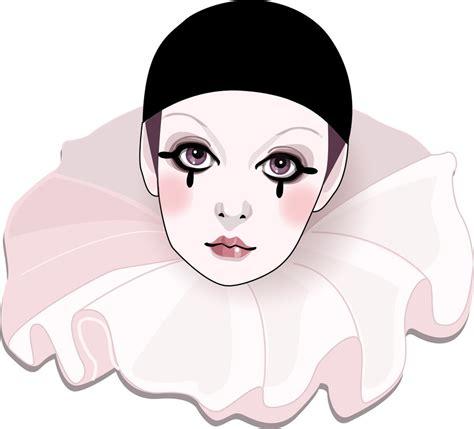 Pierrot by DeerHead on DeviantArt