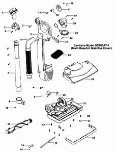 Sanitaire Vacuums  Sanitaire Vacuum By Electrolux