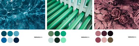 Color Inspiration Secrets that Designers and Photographers