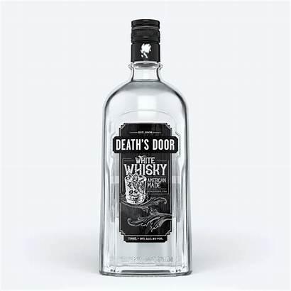 Bottle Renderings Behance Spirits