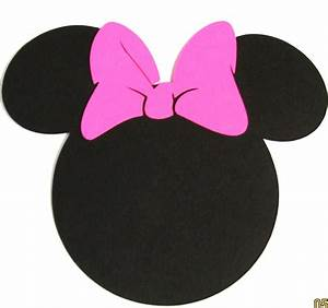 Minnie Mouse Ear Clip Art | Clipart Panda - Free Clipart ...