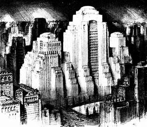 The Skyscraper Museum: Future City: New York Modern