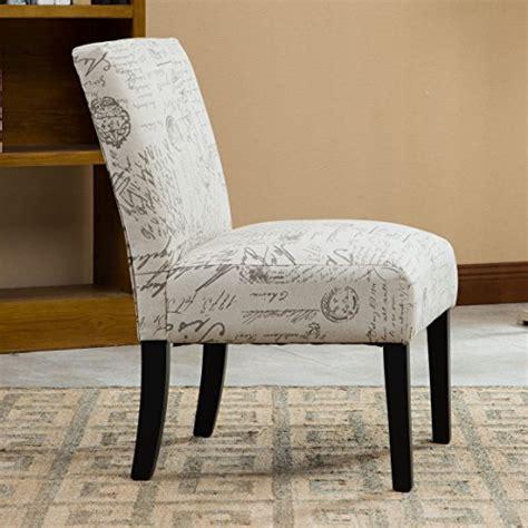 roundhill furniture botticelli letter print fabric