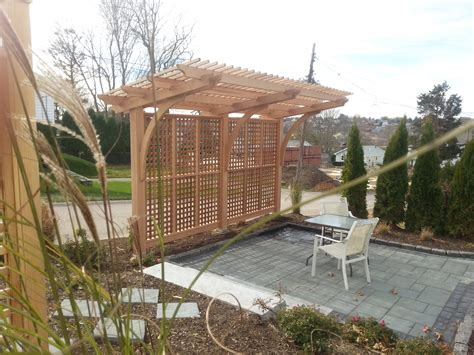 wooden bbq cover we designed this cantilevered pergola with the assistance of the trellis structures team it