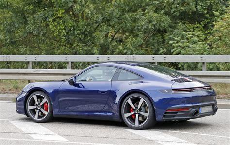 2020 Porsche 911 Looks Like A Modern 993 Autoevolution