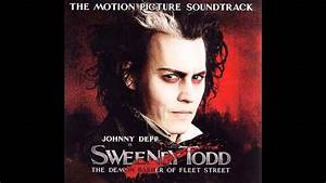 Sweeney Todd Official Soundtrack  Opening Titles  Theme