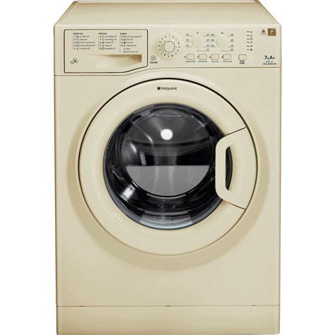 Hotpoint Aquarius Wmaql 721a Washing Machine Cream