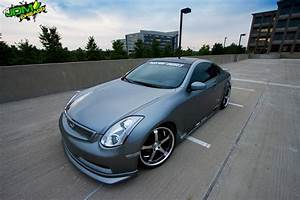 Team Project X Chad Rapper Infiniti G35 Coupe