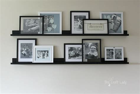 No Frames Picture 3 Piece Modern Cheap Home Decor Wall: Creating A No Commitment Gallery Wall