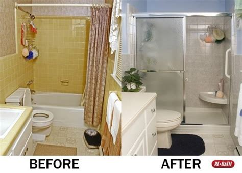Excellent Ideas Bathroom Remodeling Before And After 104