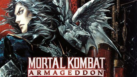 Mortal Kombat Kreate A Fighter Hector Castlevania Curse