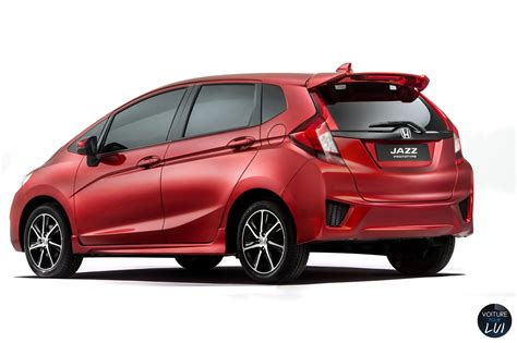 Honda Jazz Photo by Photo Honda Jazz 2015 2015
