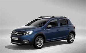 Duster 2018 Bleu Cosmos : dacia sandero stepway 2019 couleurs colors ~ Maxctalentgroup.com Avis de Voitures