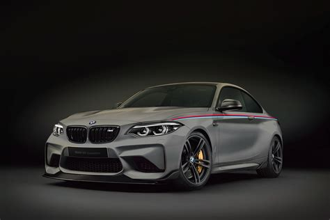 Renderings of the BMW M2 Competition