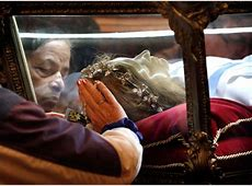 Chance to venerate relics of St Maria Goretti called