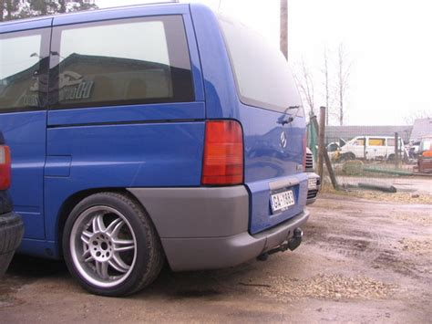 Mercedes V Class Modification by Psiho 1997 Mercedes V Class Specs Photos