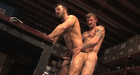 Ricky Sinz And Manuel Deboxer In Rear Deliveries Scene 03
