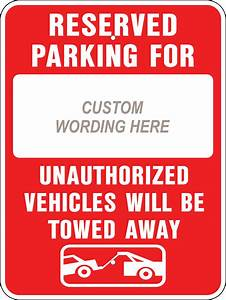 reserved parking template free clipart With reserved parking signs template