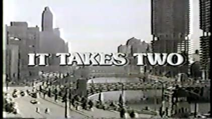 It Takes Two (us Tv Series) Wikipedia